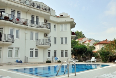 2 bedroom Apartment in Hisaronu