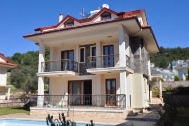 private villa in Ovacik