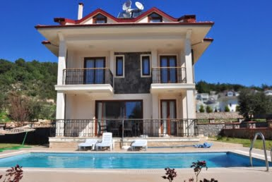 bargain villa for sale in Ovacik