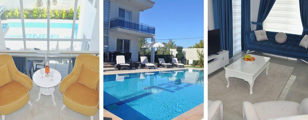 villas for rent in Ovacik