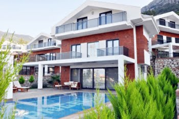 villa for rent in Ovacik
