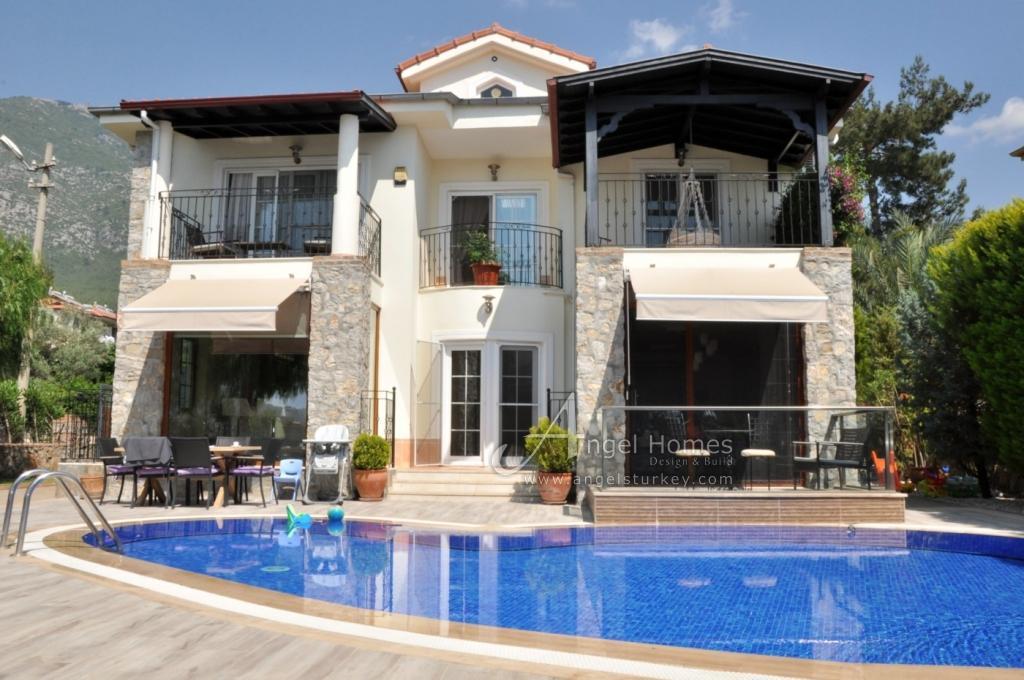 rental villa in Ovacik