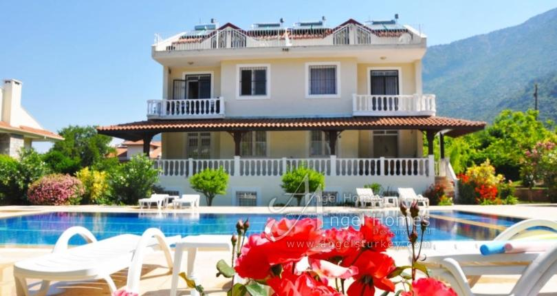5 AFFORDABLE BUY-TO-LET APARTMENTS IN FETHIYE